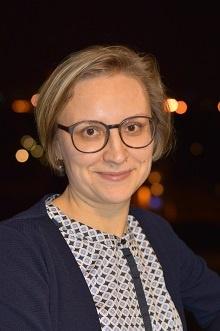 Julia bei Nacht, Team, Bahntechnik, Bahnbetrieb