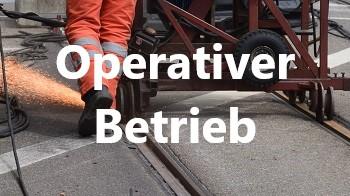 Schienenschleifarbeiten, Themen, Operativer Betrieb, Bahntechnik, Bahnbetrieb