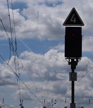 Signal Fahrtbegriffe, Fahrtbegriffe, Bahntechnik, Bahnbetrieb